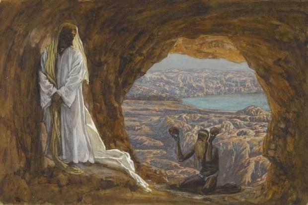 Jesus Versuchung